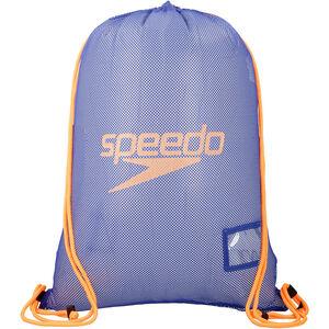 speedo Equipment Mesh Bag 35l ultramarine/ fluo orange ultramarine/ fluo orange