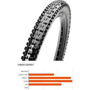 "Maxxis High Roller II Faltreifen 27.5"" MaxxPro SilkShield E-Bike MTB"