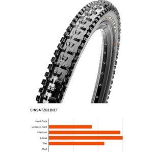 """Maxxis High Roller II 27.5"""" MaxxPro SilkShield E-Bike MTB schwarz bei fahrrad.de Online"""