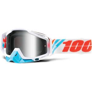 100% Racecraft Anti Fog Mirror Goggles calculus ice bei fahrrad.de Online