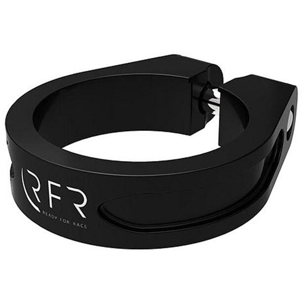 Cube RFR Sattelklemme schwarz