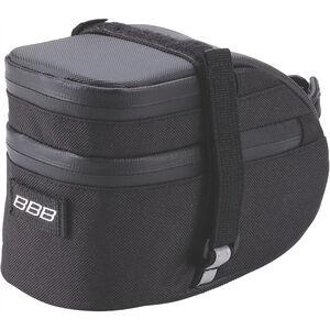 BBB EasyPack BSB-31L Satteltasche Large schwarz schwarz
