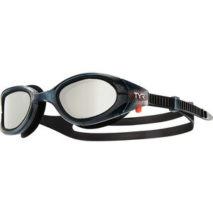 TYR Special OPS 3.0 Polarized Goggles silver/black silver/black