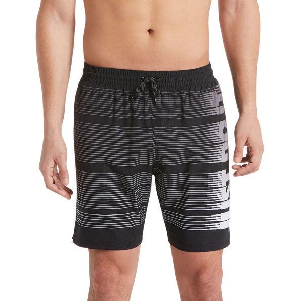 "Nike Swim JDI Vital 7"" Volley Shorts Herren black"