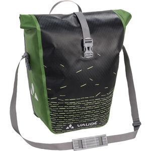 VAUDE Aqua Back Print Pannier Single black/green black/green