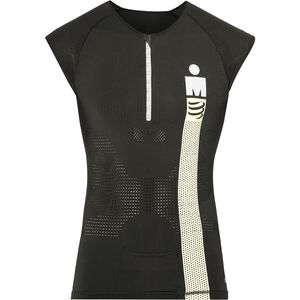 Compressport TR3 Triathlon Tank Top Unisex Ironman Edition Smart Black