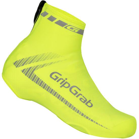 GripGrab RaceAero Hi-Vis Lightweight Lycra Shoe Covers bei fahrrad.de Online