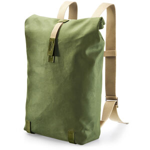 Brooks Pickwick Canvas Backpack 26l heu grün/olive bei fahrrad.de Online
