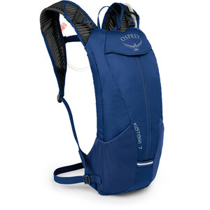 Osprey Katari 7 Hydration Backpack cobalt blue cobalt blue