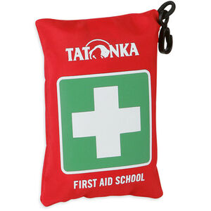 Tatonka First Aid School red red