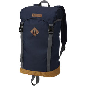 Columbia Classic Outdoor Daypack 25l collegiate navy heather/maple/graphite/graphite lining collegiate navy heather/maple/graphite/graphite lining