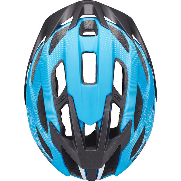 ABUS Hill Bill Zoom SL Helmet carribean blue