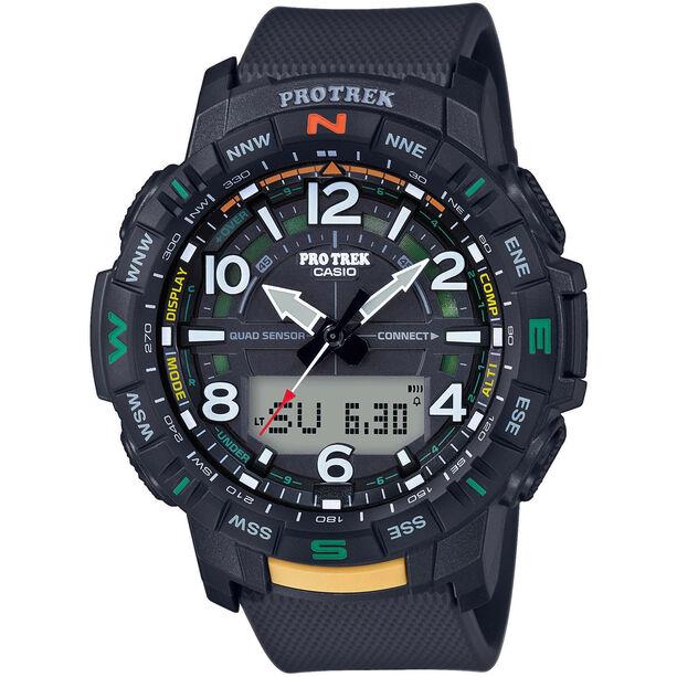 CASIO PRO TREK PRT-B50-1ER Watch Men anthracite/silver