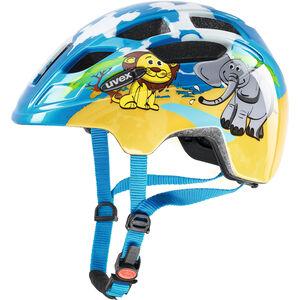 UVEX Finale Helmet LED Kinder safari safari