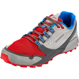 Columbia Alpine FTG Shoes Men Monument/Bright Red bei fahrrad.de Online