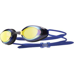 TYR Blackhawk Racing Polarized Goggles Herren gold/black/navy gold/black/navy