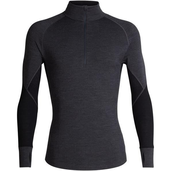 Icebreaker 260 Zone LS Half-Zip Shirt