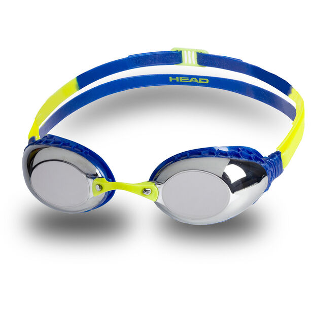 Head HCB Flash Mirrored Goggles blue-blue