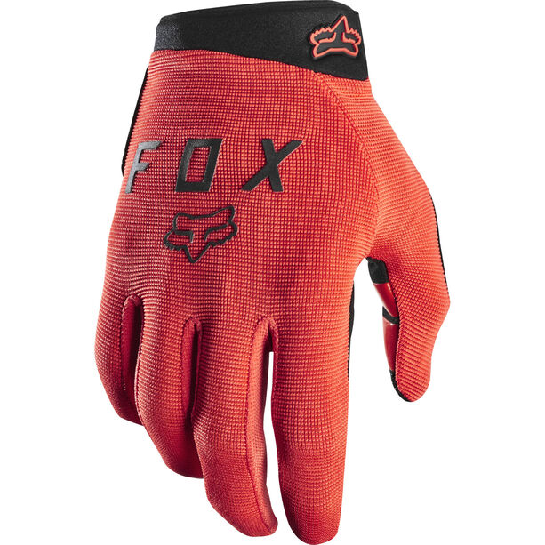 Fox Ranger Gel Handschuhe Herren orange crush