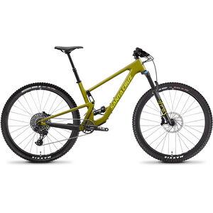 Santa Cruz Tallboy 4 C R-Kit Rocksteady Yellow/Yellow Rocksteady Yellow/Yellow