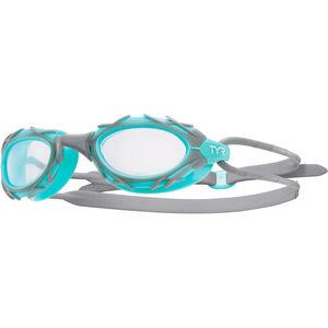TYR Nest Pro Nano Goggles clear/mint clear/mint