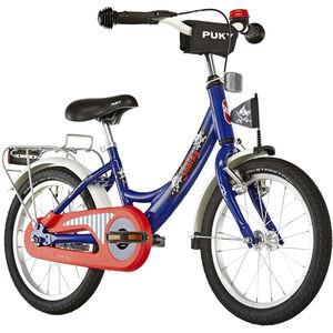 "Puky ZL 16-1 Alu Kinderfahrrad 16"" Capitan Sharky bei fahrrad.de Online"