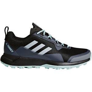 adidas TERREX CMTK Shoes Women Core Black/Chalk White/Ash Green