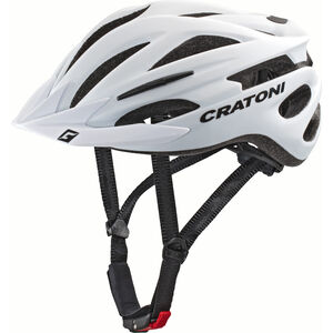 Cratoni Pacer Helmet white matt white matt