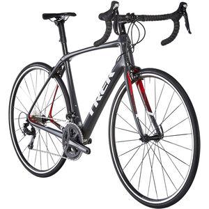 Trek Domane SL 5 solid charcoal/viper red bei fahrrad.de Online