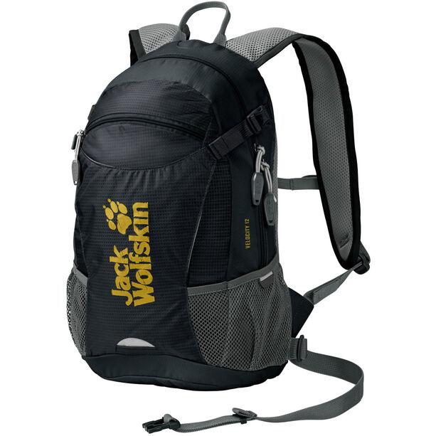 Jack Wolfskin Velocity 12 Backpack black