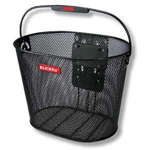 KlickFix Oval Plus Korb schwarz bei fahrrad.de Online