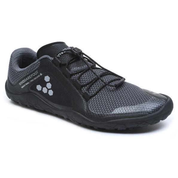 Vivobarefoot Primus Trail FG Mesh Shoes black/charcoal