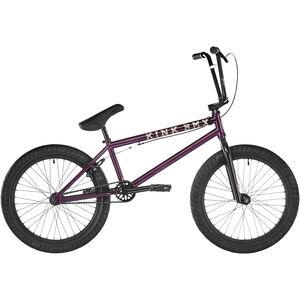 "Kink BMX GAP XL 2019 20"" translucent purple translucent purple"