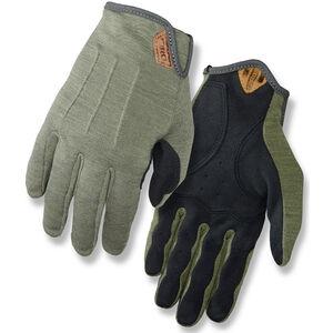 Giro D'Wool Gloves Men Mil Spec Olive bei fahrrad.de Online
