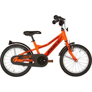 Puky ZLX 16-1 Kinderfahrrad racing orange bei fahrrad.de Online