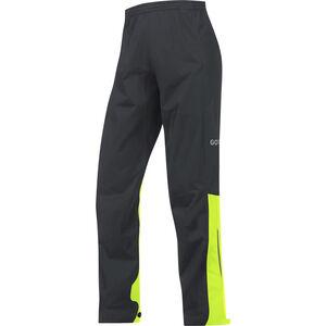 GORE WEAR C3 Gore-Tex Active Pants Herren black/neon yellow black/neon yellow