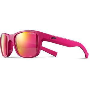 Julbo Reach L Spectron 3CF Sunglasses 10-15Y Kinder shiny pink-multilayer pink shiny pink-multilayer pink
