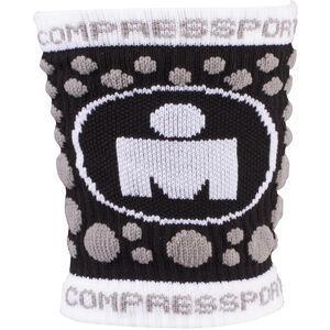 Compressport 3D Dots Sweatband Ironman Edition black black