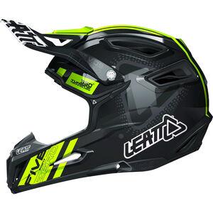 Leatt DBX 5.0 Composite Helmet black/yellow black/yellow