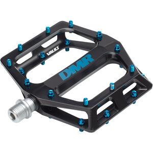 DMR Vault Pedals schwarz/blau schwarz/blau