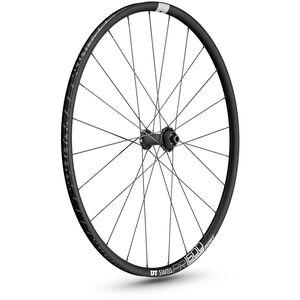 """DT Swiss PR 1600 Dicut 21 Front Wheel Tyre 28"""" Alu CL 100/12mm TA schwarz schwarz"""