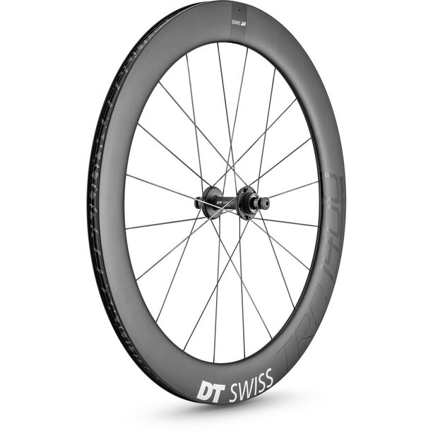 DT Swiss TRC 1400 Dicut 65 Hinterrad Carbon 120mm Bolt-On