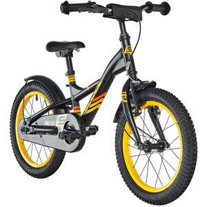 s'cool XXlite 16 steel Black/Yellow bei fahrrad.de Online
