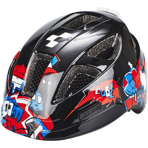 Cube Lume Helm Kinder black grafitti black grafitti
