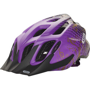 ABUS MountX Helmet Kinder maori purple maori purple