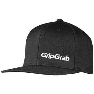 GripGrab Icon Snapback Cap Herren black black