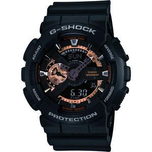 CASIO G-SHOCK GA-110RG-1AER Uhr Herren black black