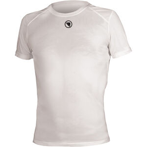 Endura Translite Short Sleeve Baselayer Men white bei fahrrad.de Online
