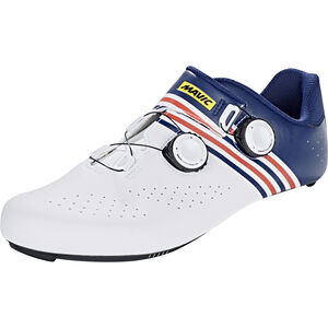 Mavic Cosmic Pro SL LTD France Shoes Herren white/medieval white/medieval