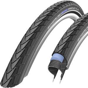 """SCHWALBE Marathon Plus Drahtreifen SmartGuard Endurance Reflex 28x1.10"""" schwarz bei fahrrad.de Online"""